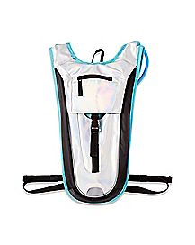 Iridescent Hydration Backpack
