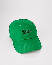 Drunk St. Patrick's Day Dad Hat