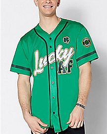 Lucky AF Jersey Shirt