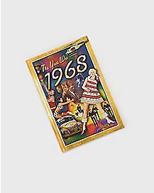 The Year Was 1968 Mini Book