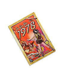 The Year Was 1978 Mini Book
