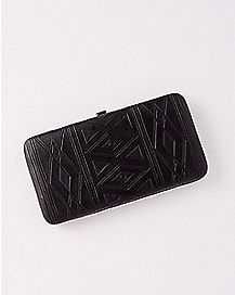 Tribal Hinge Wallet