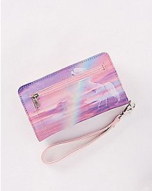 Unicorn Smartphone Charging Wallet