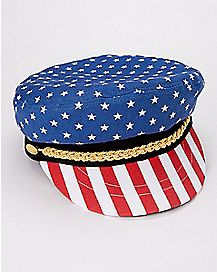 Americana Captain Hat