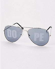 Dope Aviator Sunglasses