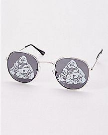 Round Buddha Sunglasses