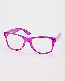 Purple Pretender Glasses