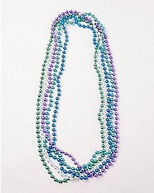 Beaded Necklaces - 5 Pack