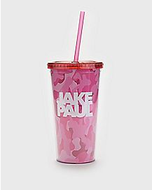 Team 10 Jake Paul Cup With Straw - 20 oz.
