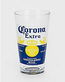 Corona Extra Pint Glass - 16 oz.