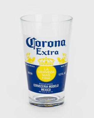 d2224bd2001306 Budweiser Pint Glasses 4 Pack - 16 oz. - Spencer s