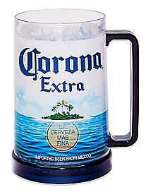 Beach Corona Beer Mug - 16 oz.