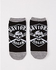 The Walking Dead Low Cut Socks - 5 Pair