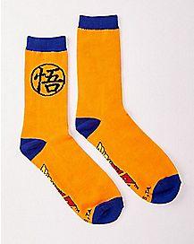 Dragon Ball Z Crew Socks