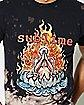 Bleach Wash Sublime T Shirt