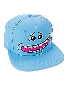 Mr. Meeseeks Snapback Hat - Rick and Morty