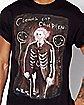 Antique Horror Clowns Eat Children T Shirt - Gus Fink