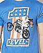 Evel Knieval T Shirt