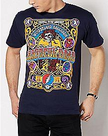 Farewell To The Legendary Grateful Dead T Shirt