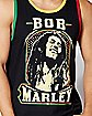 Rasta Bob Marley Tank Top