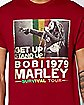 Get Up Stand Up Bob Marley T Shirt