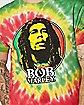 Tie Dye Bob Marley T Shirt