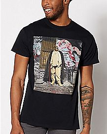 Notorious B.I.G Graffiti T Shirt