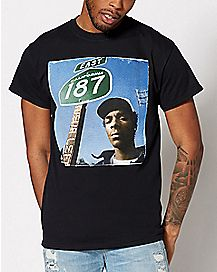 Neva Left Snoop Dogg T Shirt