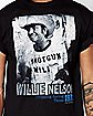 Shotgun Willie Nelson T Shirt