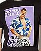 The Rock T Shirt - WWE