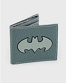 Rubber Batman Bifold Wallet - DC Comics