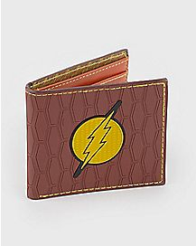 Rubber The Flash Bifold Wallet - DC Comics