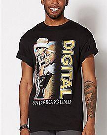Digital Underground T Shirt