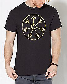 Circle Keys T Shirt - The Magicians