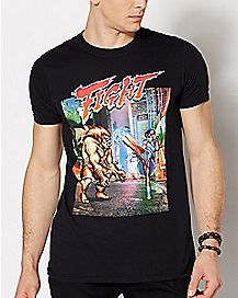 Street Fighter T Shirt