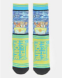 Mystery Machine Crew Socks - Scooby Doo