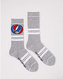 Grateful Dead Crew Socks
