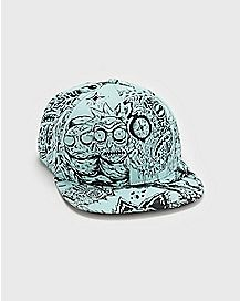 Rick and Morty Snapback Hat