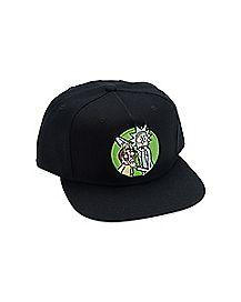 Portal Rick and Morty Snapback Hat