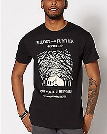 Fillory and Further T Shirt - The Magicians