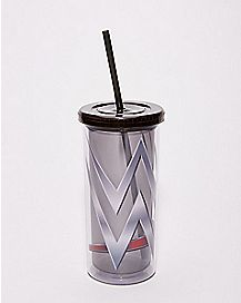 WWE Cup With Straw - 20 oz.