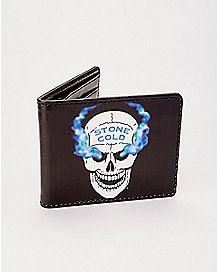 Stone Cold Steve Austin Bifold Wallet - WWE