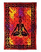 Tie Dye Chakra Tapestry