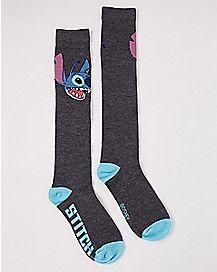 Stitch Knee High Socks - Disney