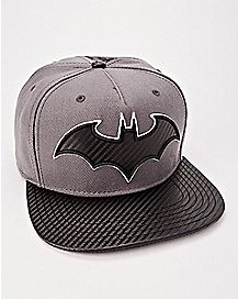 Batman Snapback Hat - DC Comics