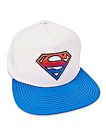 Superman Trucker Hat - DC Comics