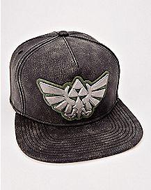 The Legend Of Zelda Snapback Hat