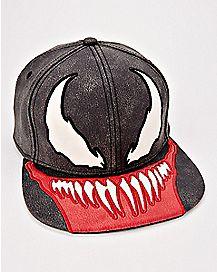 Venom Snapback Hat - Marvel