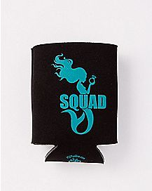 Mermaid Squad Can Cooler