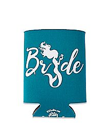 Mermaid Bride Can Cooler